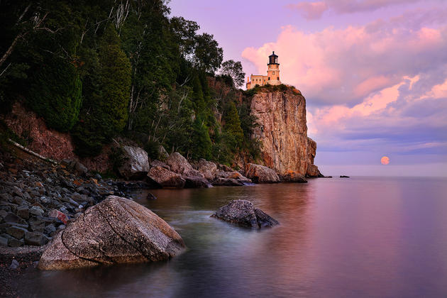 Split Rock Lighthouse State Park, Minnesota