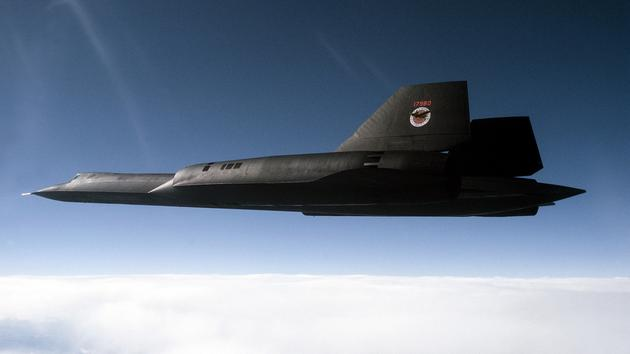 SR 71 Blackbird HD wallpaper