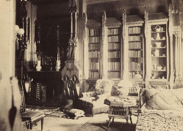 Theodore Roosevelt Private Study Room