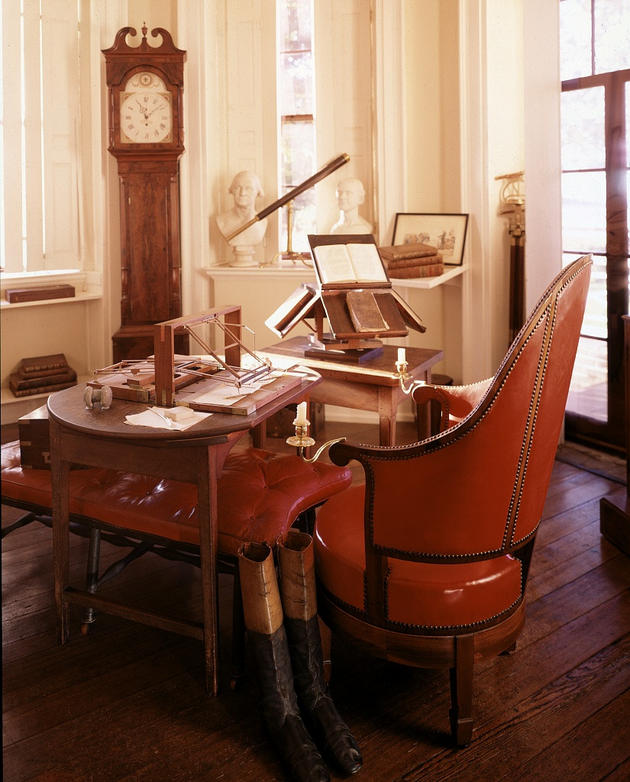 Thomas Jefferson Private Study Room