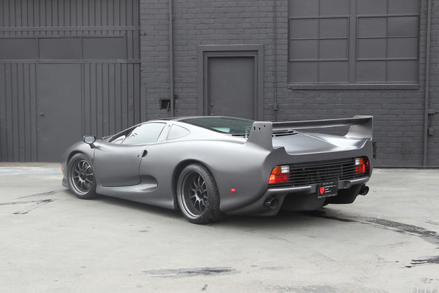 Jaguar XJ220S Rear Side