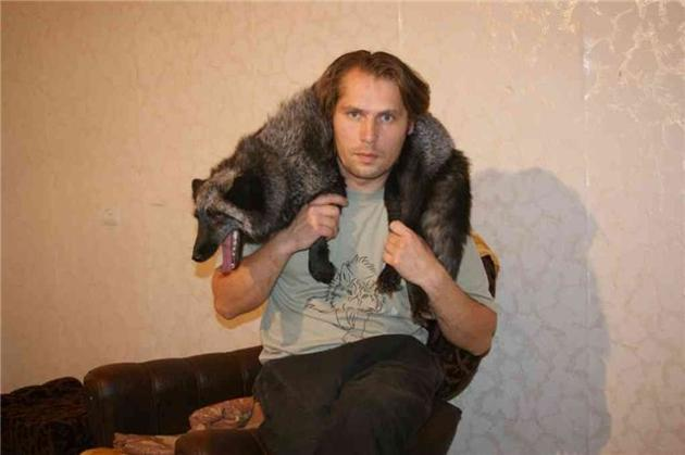 Exotic Pet Breeder in Russia