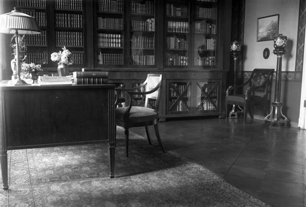 Walther Rathenau Private Study Room