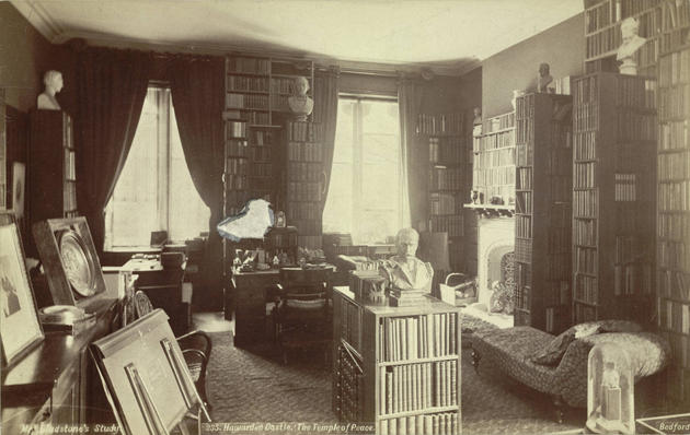 William Ewart Gladstone Private Study Room
