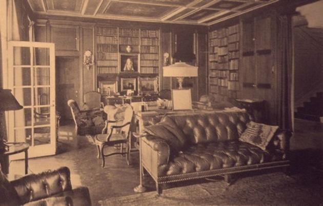 William Gwinn Mather Private Study Room