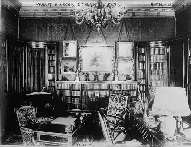 Woodrow Wilson Private Study Room