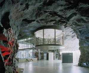 Bahnhof's Data Center in Sweden Bunker
