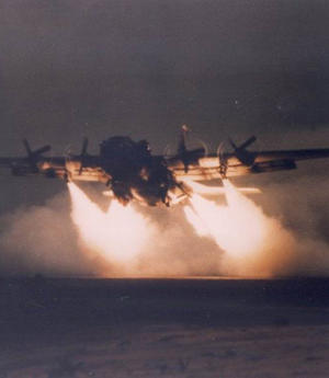 AC 130 Preview Rockets