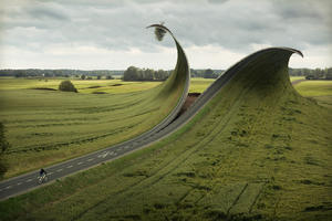 Cut & Fold by Erik Johansson