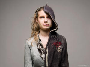 Composite portraits of drug users