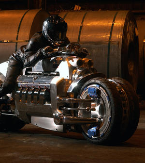 Viper powered Bike