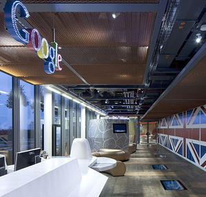 Google's New Offices