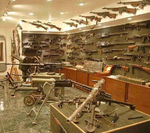 Big Collection of Guns