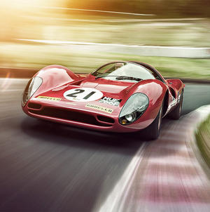 Stunning Automotive Photography by Nigel Harniman