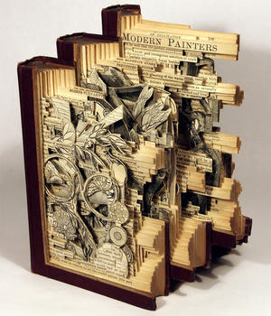 Wood Carving Art Brian Dettmer
