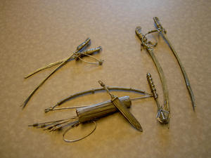 Miniature Weapons