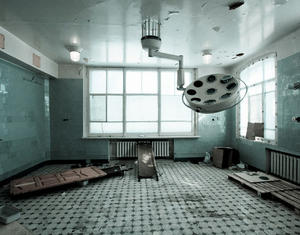 a creepy abandoned maternity hospital 19 pics i like