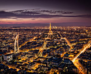 Paris Night-time