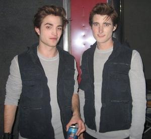 Twilight Rob Pattison Stunt Double