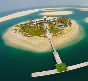 Schumacher Private Island