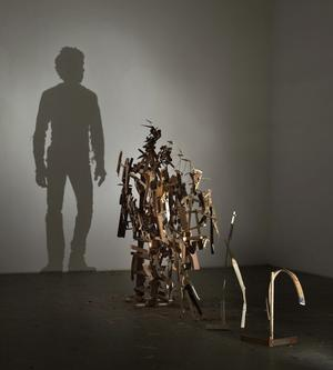Shadow Art by Tim Noble and Sue Webster