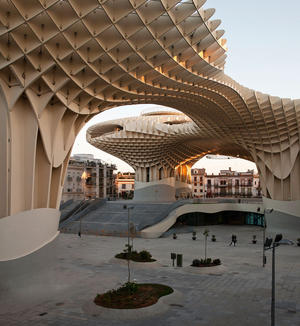 Largest Wood Structure