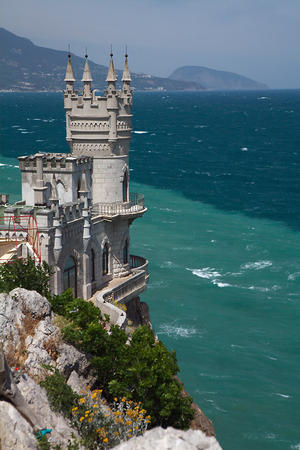 Swallows Nest Crimea