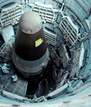 Air Force Missile Site 8