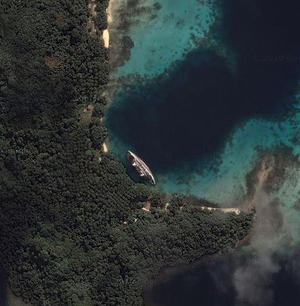 The Largest Graveyard Of Ships In The World Chuuk Lagoon