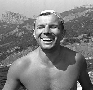 Yuri Gagarin in Rare Soviet Photos