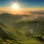 Carpathian Mountains, Ukraine