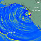 Cascadia megathrust earthquake