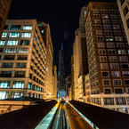 Chicago timelapse video preview