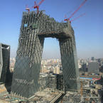Cool construction in China