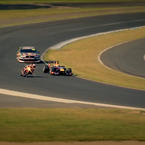 Video of F1 racing against a speedbike and a supercar