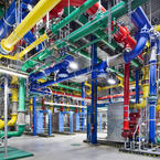 Google Data Center Servers
