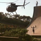 Helicopters & Skateboarding [Video]