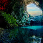 Mellisani Cave Greece