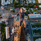 Insane Moscow Climbers