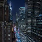 New York timelapse video