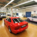 BMW Secret Garage