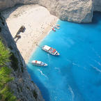 Smugglers Cove Greece