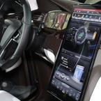 Tesla Motors Dashboard