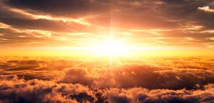 Above the Clouds HD Wallpaper