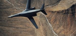 B-1 Lancer HD Wallpaper