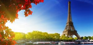Paris Eiffel Tower HD Mac & PC Wallpaper