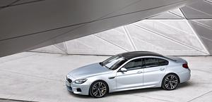BMW M6 Gran Coupe 2014 Sleek M Series