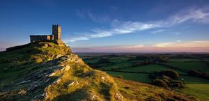 Brentor Church by Anna Curnow