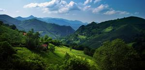 Cantabrian Range in Spain HD Wallpaper MAC PC