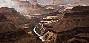 Wallpaper of the Grand Canyon